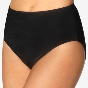 NWOT High-Waist Tummy Control Bikini Bottoms Sz18
